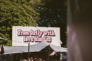Nordic Stretch Tents - Oatly