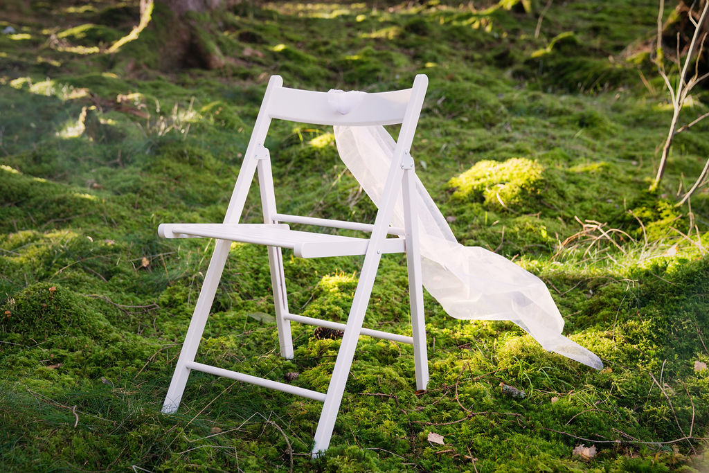 Nordic Stretch Tents - Fold It Chair